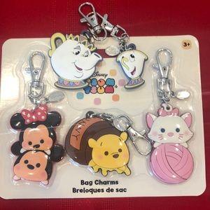 Disney Tsum Tsum Bag Charms